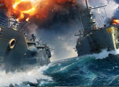 Wargaming战争三部曲再袭,《战舰世界:闪电战》开启软登陆