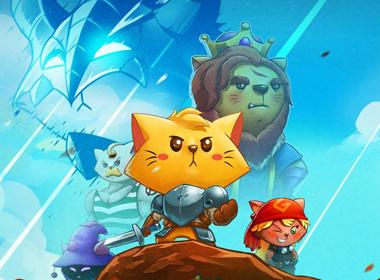 日式风情的开放世界RPG 《猫咪斗恶龙》8月10日上架