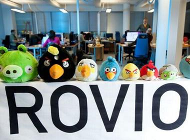 怒鸟开发商Rovio或将9月上市,估值20亿美元
