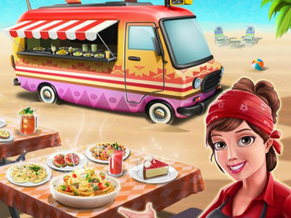 餐车厨师:烹饪
