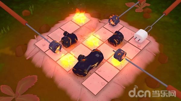 當一堆人在《Campfire Cooking》中燒烤的時候就有意思了!