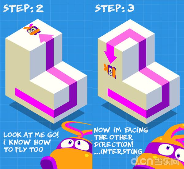 2D和3D 在《Flat Pack》中傻傻分不清楚!
