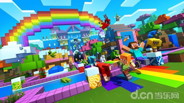 Android 玩家久等了!《Minecraft當個創世神》手遊全平臺公測