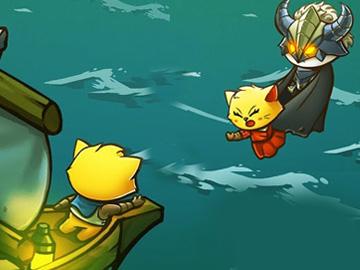 撸猫族看过来!开放ARPG《猫咪斗恶龙》9月15日登陆安卓