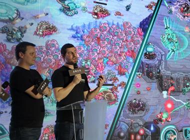 东品游戏代理王国保卫战开发商新作《钢铁战队》 同时启动100+战略计划