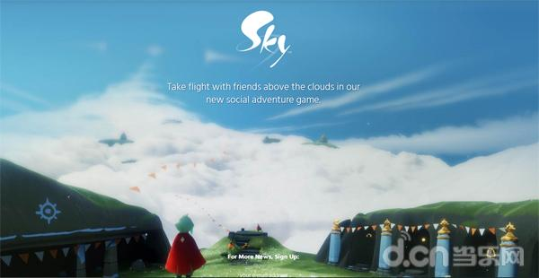 「星漢」燦爛的一天,《Sky光遇》讓你遇見「會飛」的自己