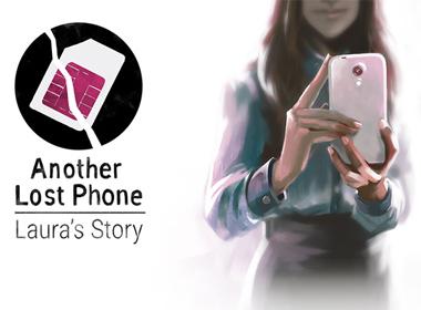 手机是生活的一部分,如果它丢掉了会怎样?