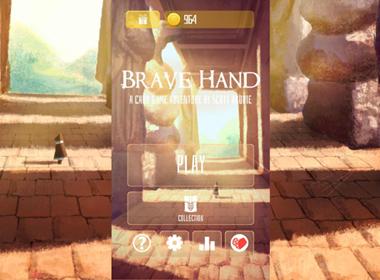 注重剧情体验 卡牌游戏《勇气之手》11月上架