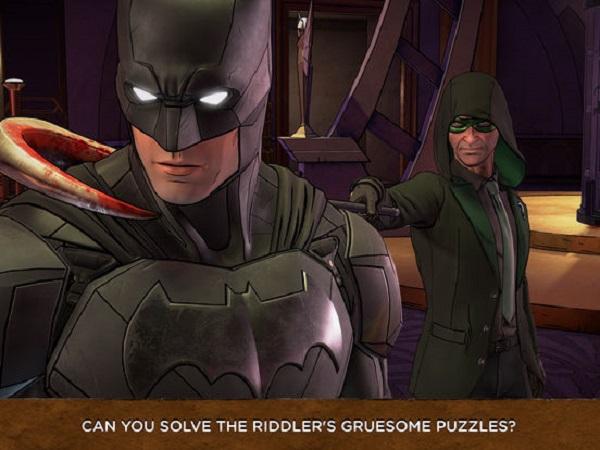蝙蝠侠:内部敌人