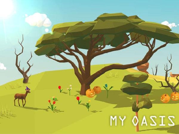 我的绿洲 - 治愈人心的空岛育成