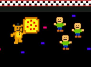 玩具熊系列开发者悄然回归,推出了一款披萨店经营小游戏