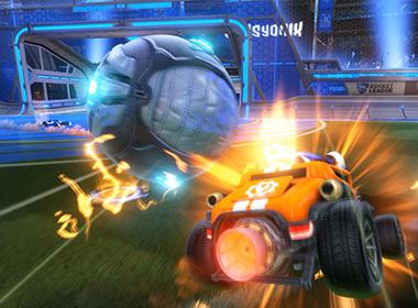 开车踢球的《火箭联盟》,如何用创新的竞技玩法打破电竞垄断?