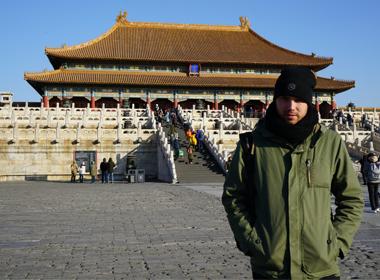 学汉语、读《道德经》,这个瑞典90后想为中国做游戏
