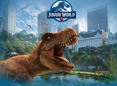 《侏罗纪世界2》衍生手游:借鉴《精灵宝可梦GO》玩法一起抓恐龙