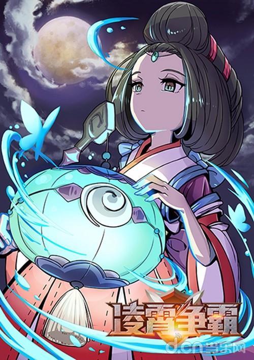 浓厚的二次元风格,日系式q萌人物角色,结合官方力邀到日本著名声优