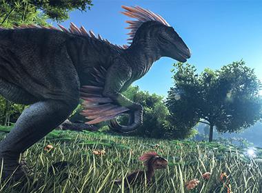 养恐龙、打怪兽!Steam热门生存游戏《方舟》下周登陆手机