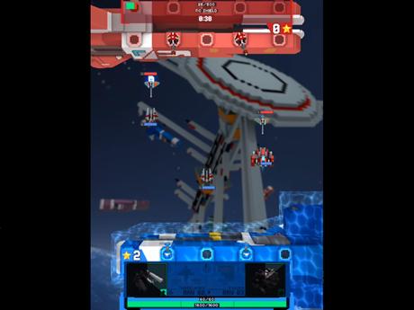 双子射击舰测试版