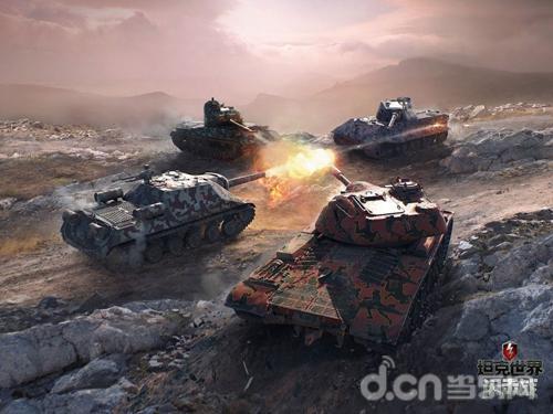 《坦克世界闪击战》版本解读视频发布 新鲜资