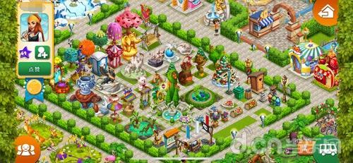 《梦想动物小镇》圆你一个建筑师之梦