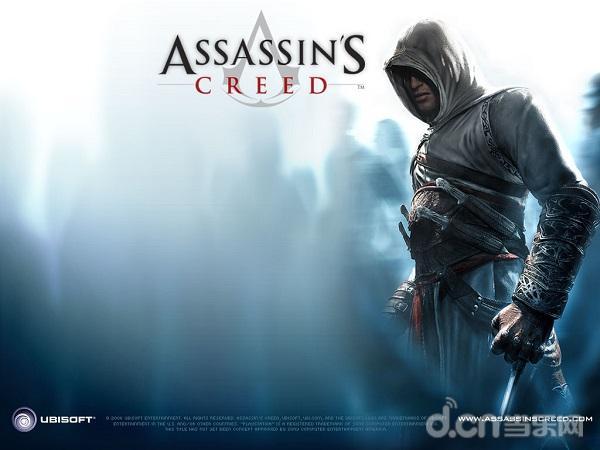 由于阿泰尔受到刺客战斗风格以及轻量化武器(长剑,短刀,飞刀,袖剑等)图片