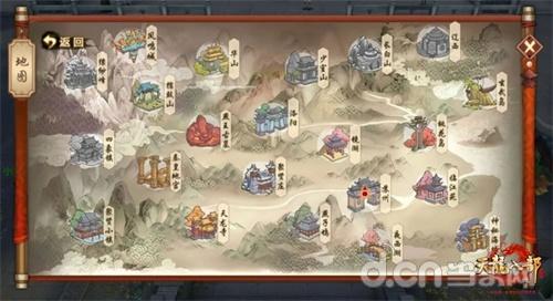 《天龙八部手游》凤鸣城凌空而至 游戏玩法大升级